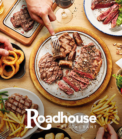 GIFT CARD ROADHOUSE DA 25€